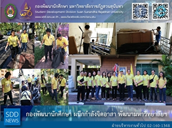 SDD Volunteering for University Development