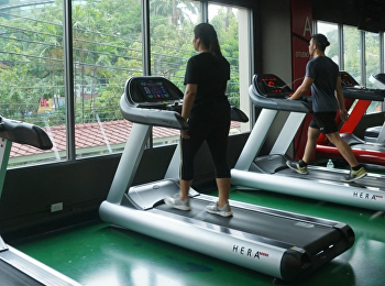 Excuses Don't Burn Calories Time for SSRU Fitness Center