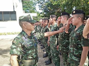 ขอให้ผู้สำเร็จการศึกษาทุกท่านตรวจสอบรายชื่อสละสิทธิ์การขอผ่อนผันเข้ารับราชการทหารกองประจำการ ประจำปีการศึกษา 2562