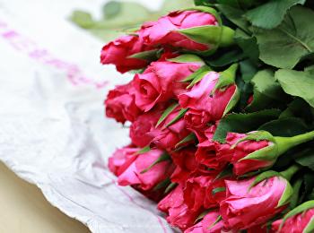 การอบรมการจัดดอกไม้เพื่อประกอบอาชีพ