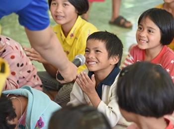 ชมรม CIM NBI ตัวแทนนักศึกษา ร่วมกันพัฒนาศูนย์เด็กเล็กบ้านแม่ยางมิ้น อำเภอแม่สรวย จังหวัดเชียงราย