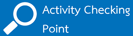 Activity Checking Point
