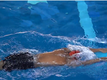 โครงการพัฒนาทักษะด้านกีฬาให้เเก่นักศึกษากีฬาว่ายน้ำ Ep.4